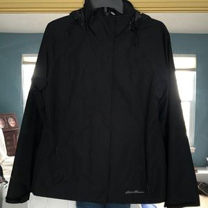 Eddie Bauer Rainfoil Packable Jacket